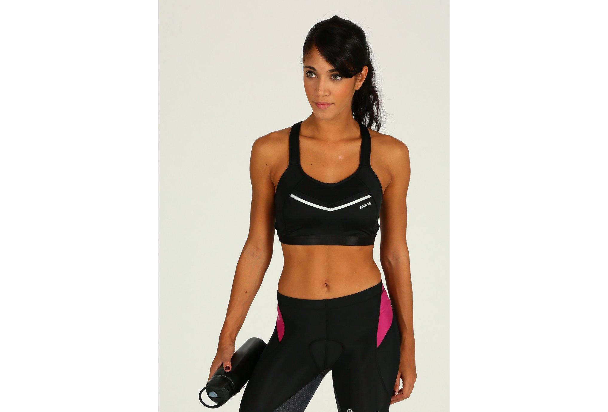 Skins DNAmic High Impact vêtement running femme