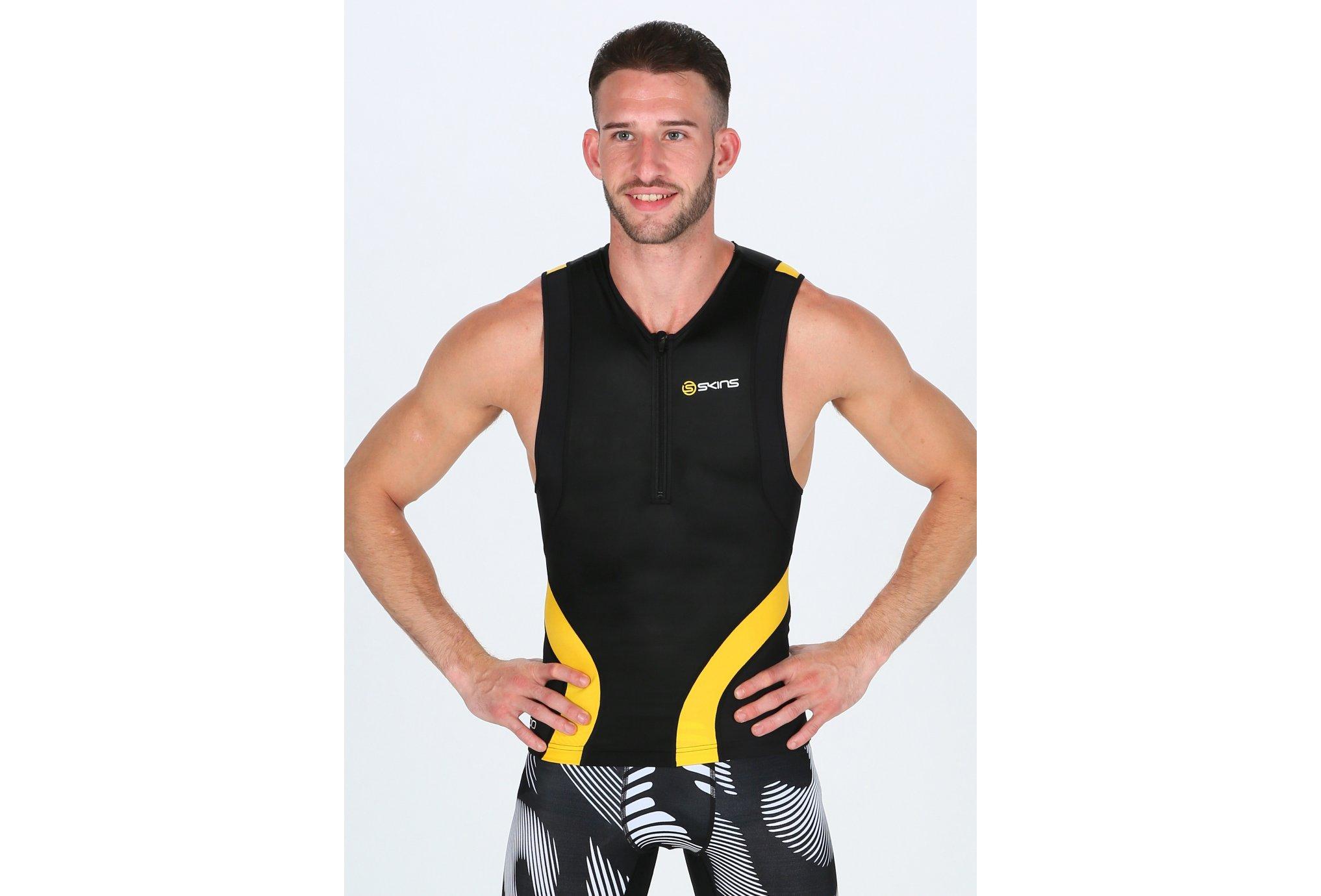 Skins Haut Tri400 M vêtement running homme