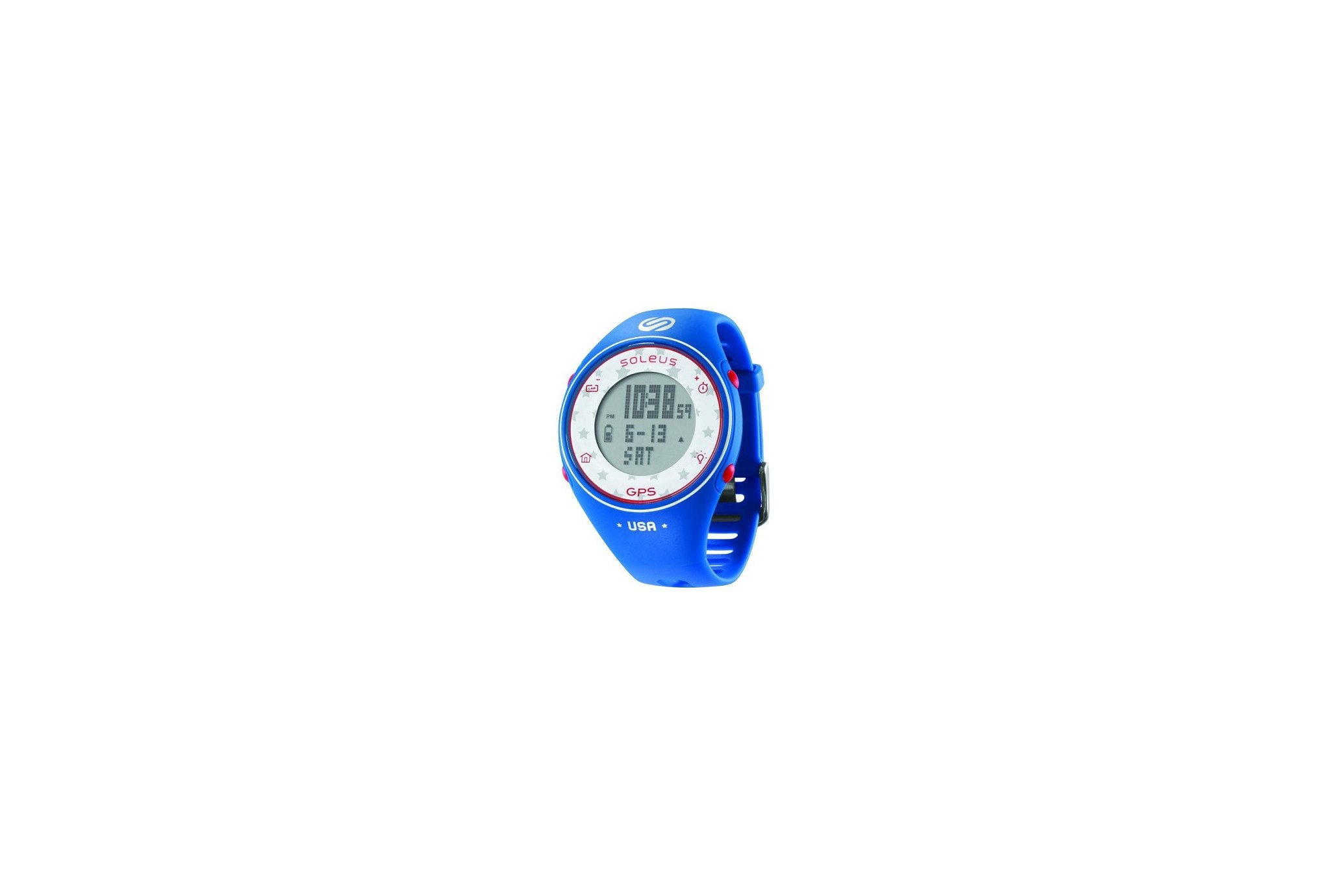 Soleus GPS One USA Cardio-Gps