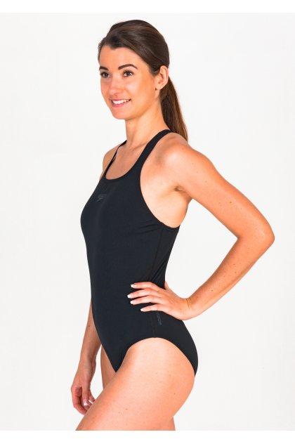 Speedo bañador de natación Essential Medalist Endurance+