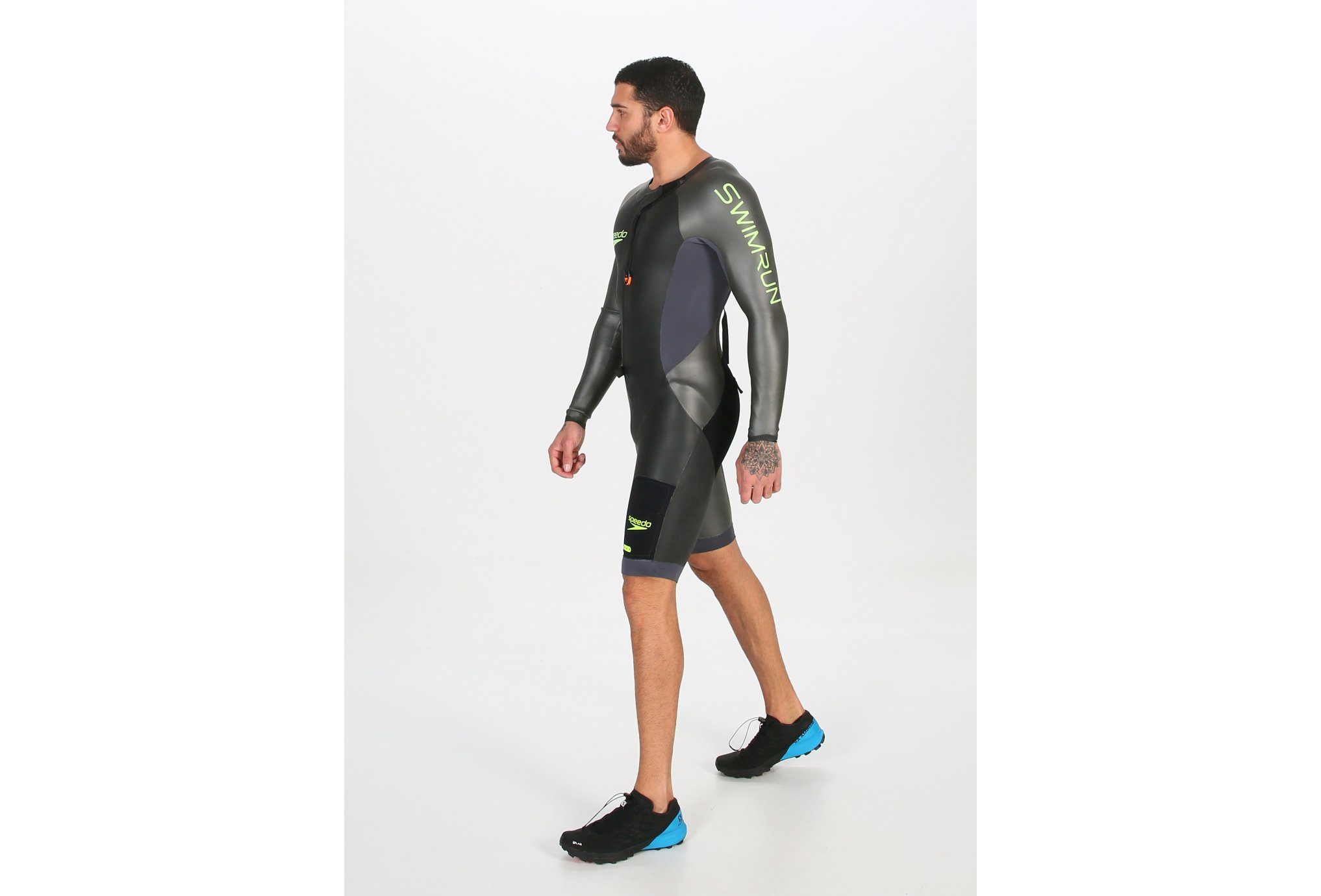 Speedo Fastskin Swimrun 3.0 M vêtement running homme