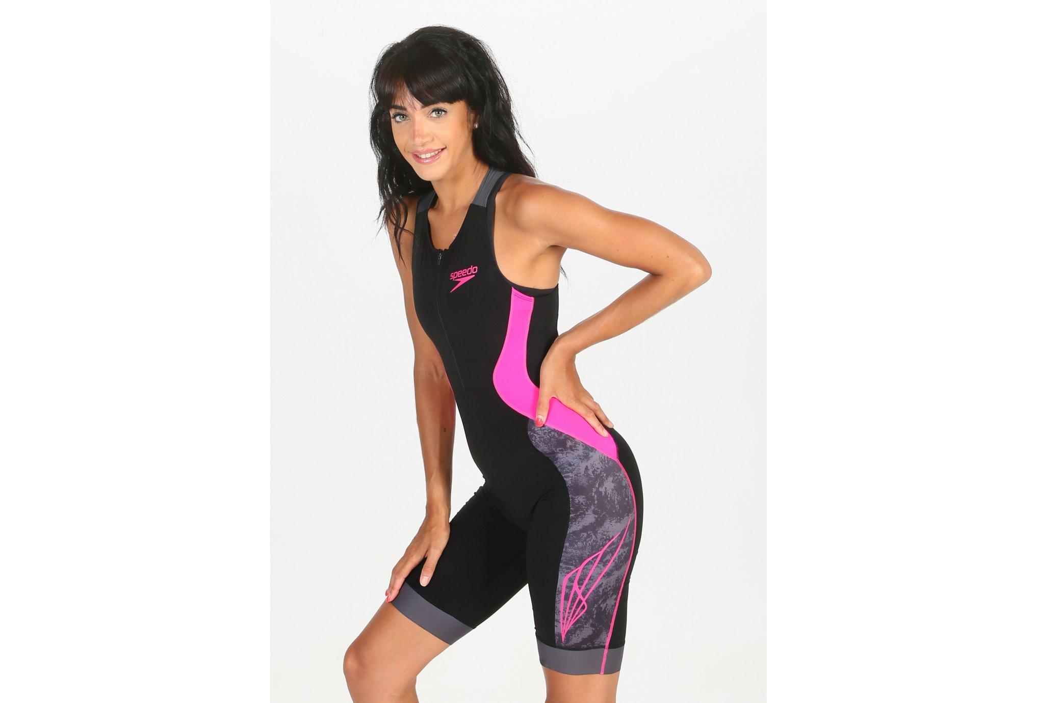 Speedo Fastskin Xenon Trisuit W vêtement running femme