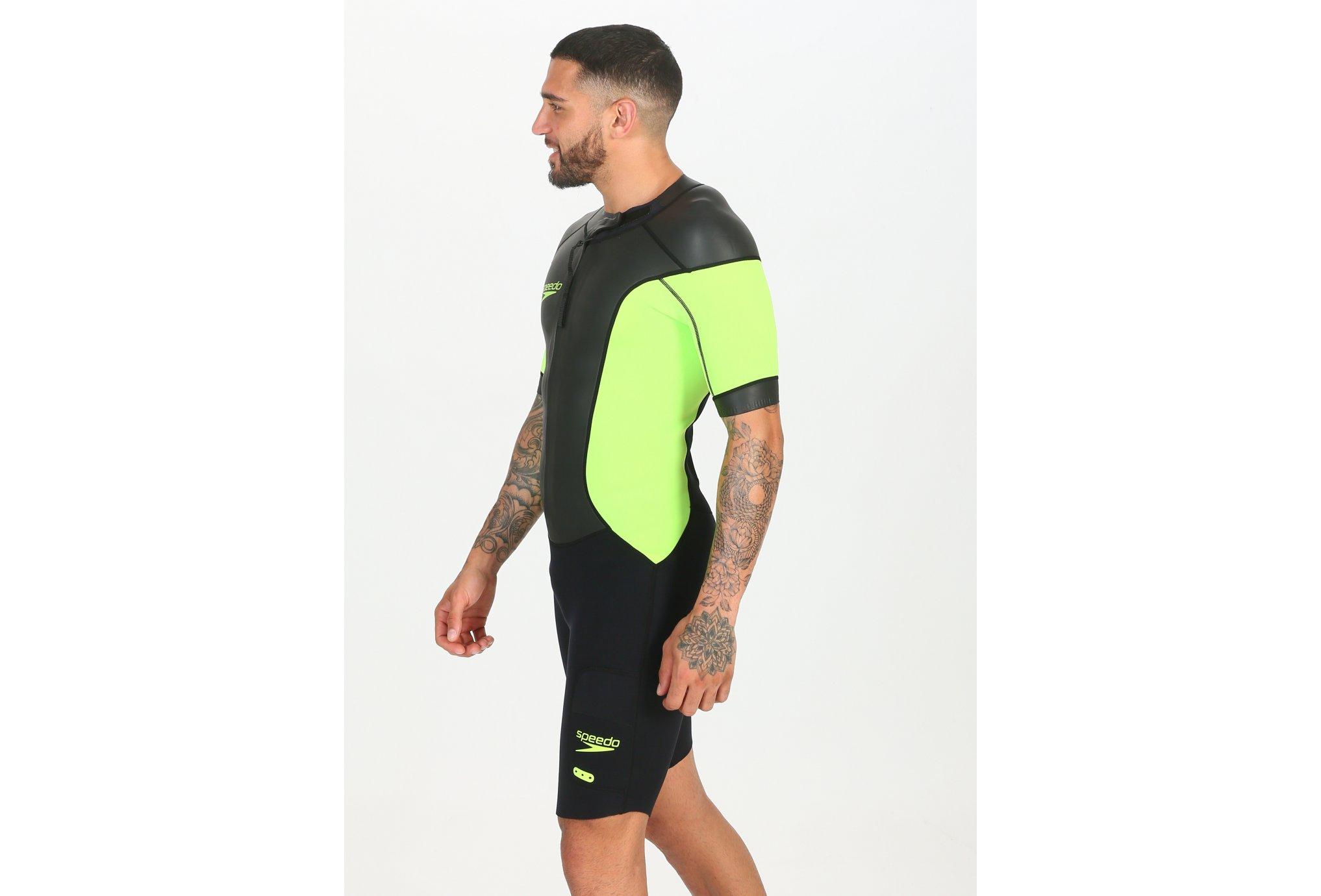 Speedo Swimrun Fullsuit M vêtement running homme