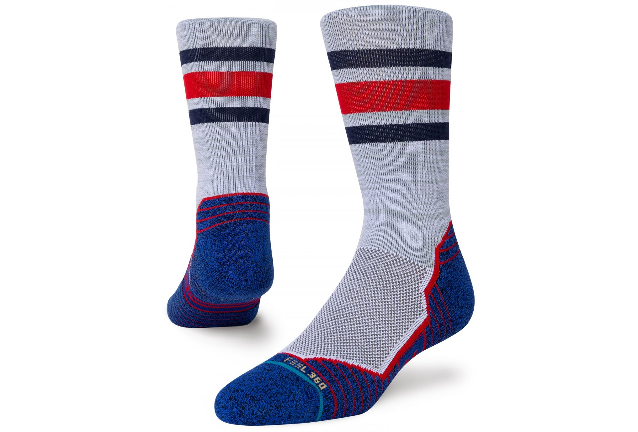 Stance Boyd MTN Crew Chaussettes