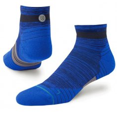 Stance Run Uncommom Solids QTR M