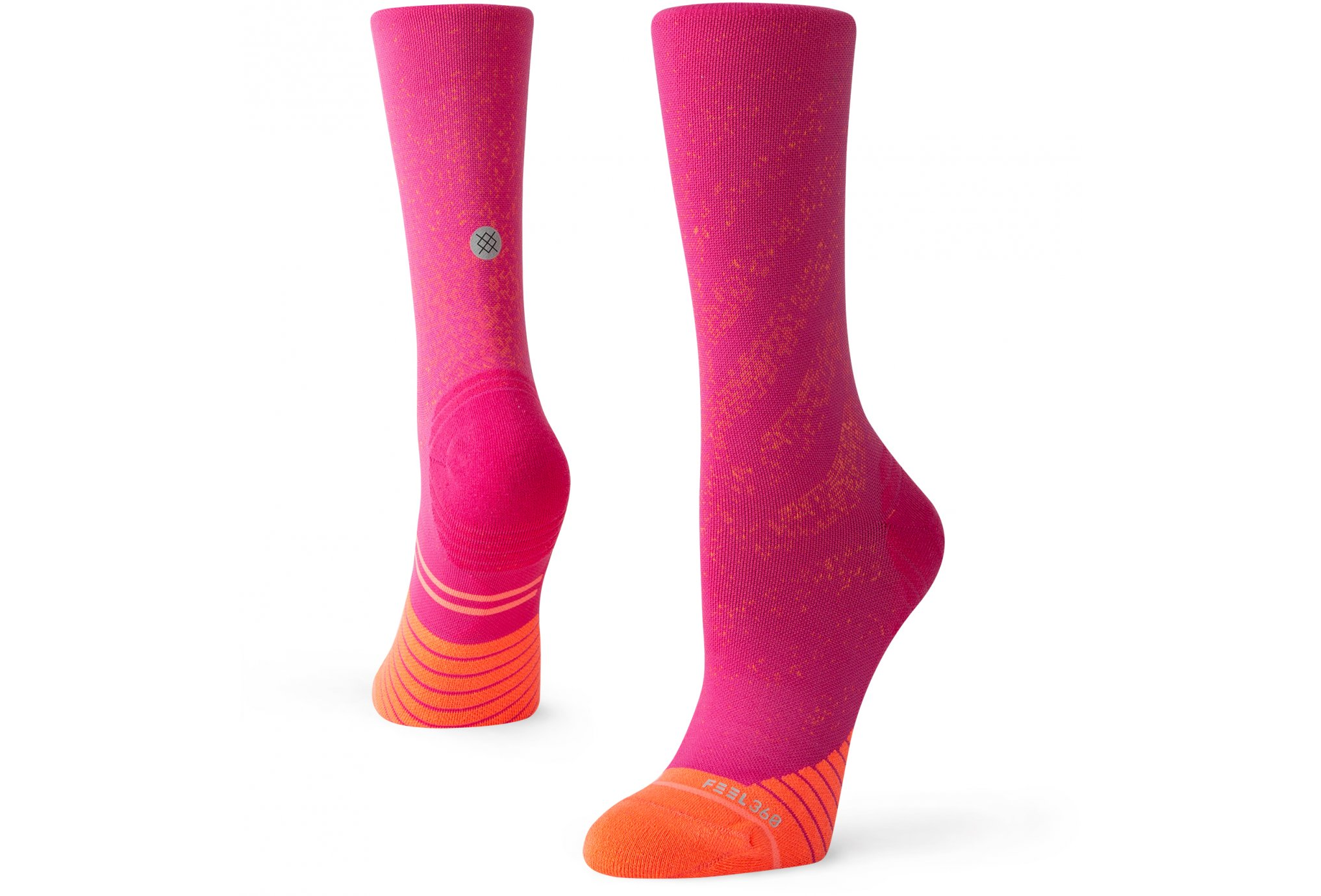 Stance Run Uncommon Crew W Chaussettes