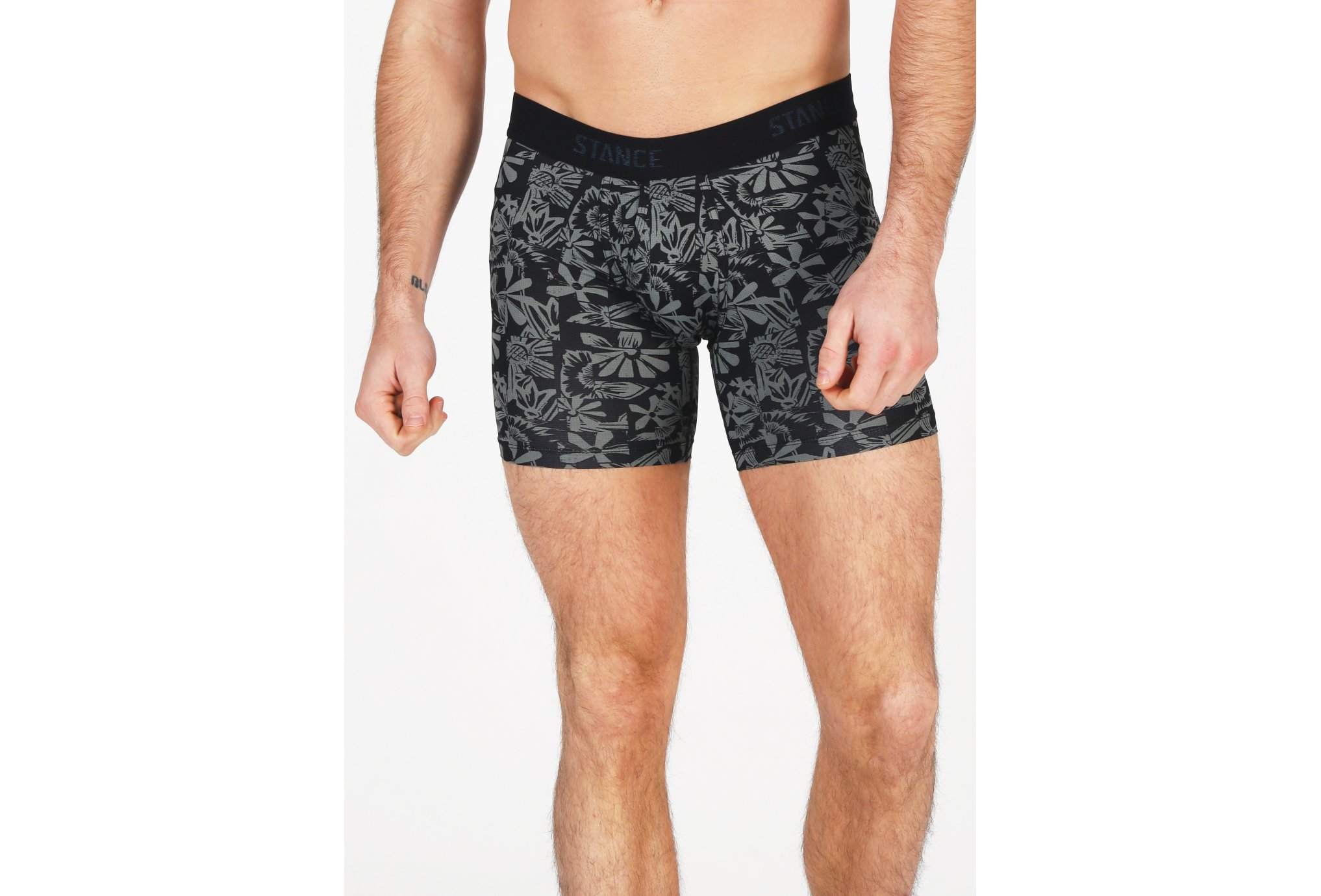 Stance Wholester Pressed Flower Boxer Brief M vêtement running homme