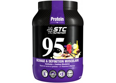 STC Nutrition 95 Pure Premium Protein 750 g - Chocolat