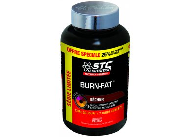 STC Nutrition Burn Fat 150 gélules 25% Offert