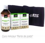 STC Nutrition Cure minceur et ceinture de sudation offerte