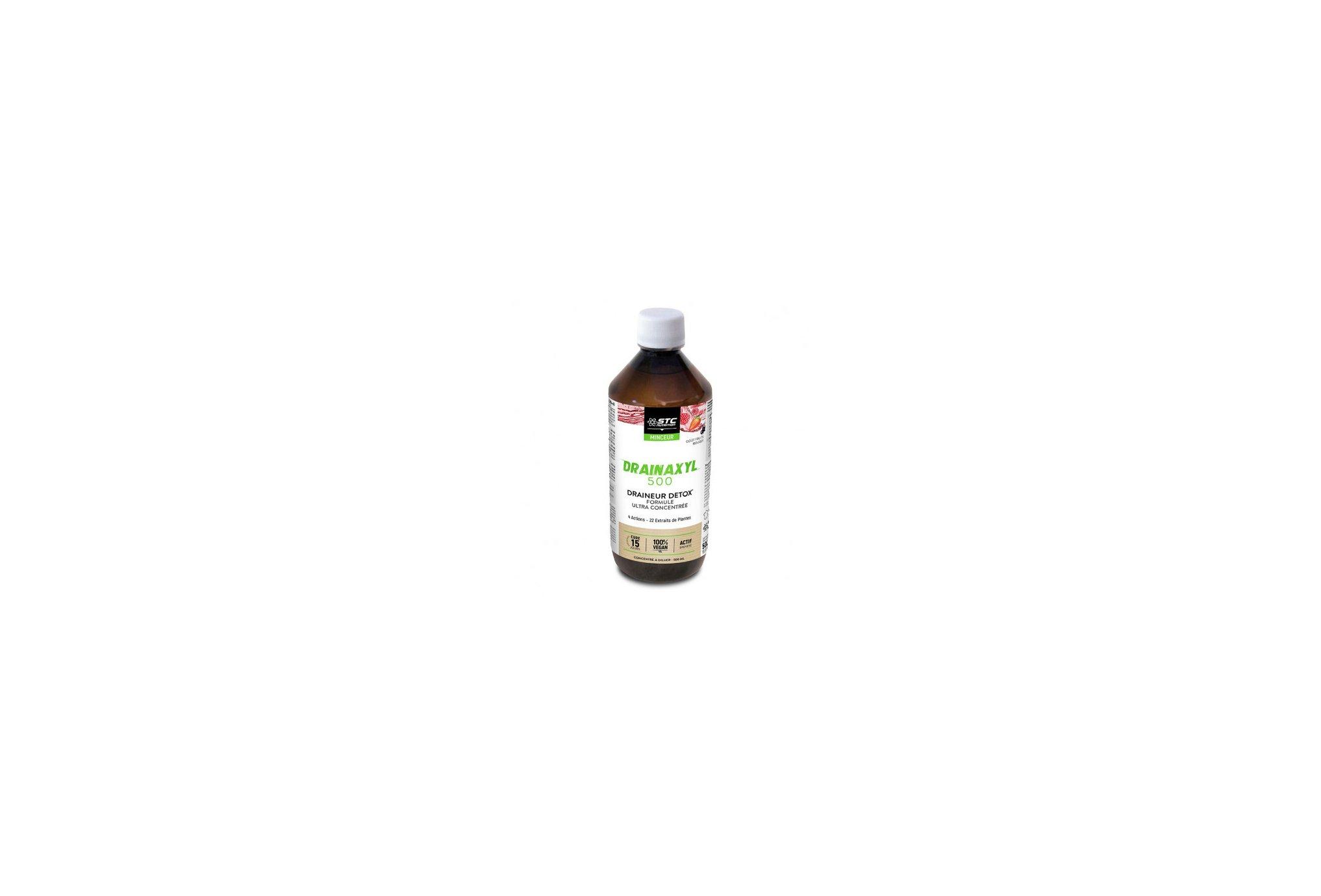 STC Nutrition Drainaxyl 500 Vegan Fruits Rouges Diététique Compléments
