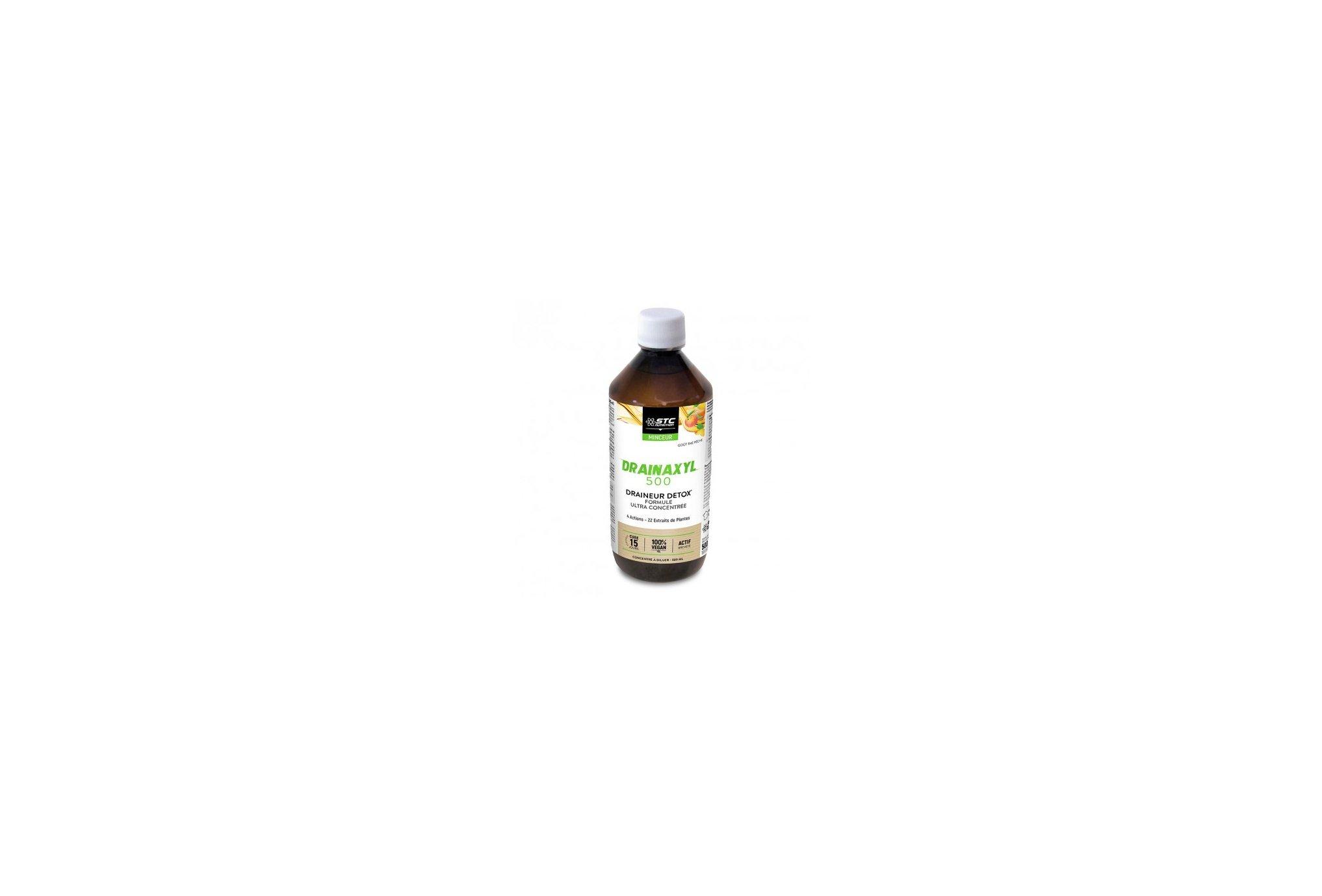 STC Nutrition Drainaxyl 500 Vegan Thé Pêche Diététique Compléments