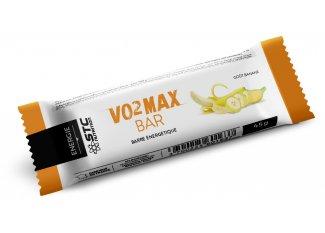 STC Nutrition Estuche 5 barras energéticas VO2 Max plátano
