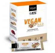 STC Nutrition Etui de 5 barres Vegan Bar