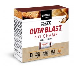 STC Nutrition Etui Gels Over Blast No Cramp - Cola