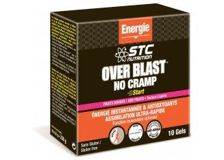STC Nutrition Caja Geles Over Blast No Cramp - Frutos Rojos