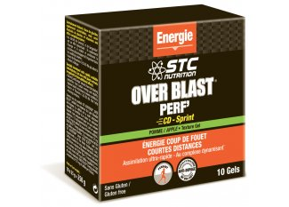 STC Nutrition Caja Geles Over Blast Perf' - Manzana