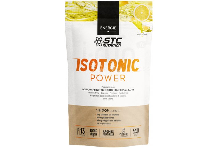 STC Nutrition Isotonic Power limón 525 g
