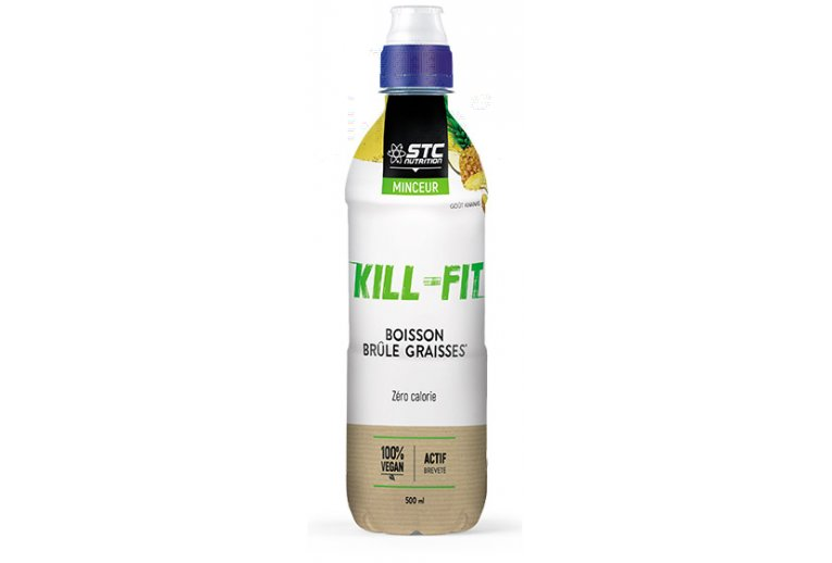 STC Nutrition Kill-Fit Vegan 500ml Ananas