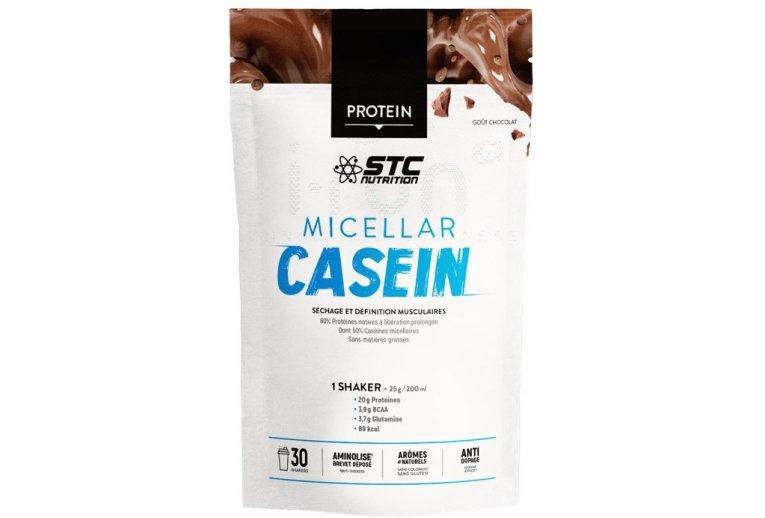 STC Nutrition Micellar Casein 750g - Chocolat