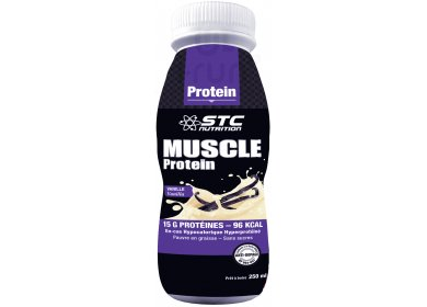 STC Nutrition Muscle Protein 250ml - Vanille