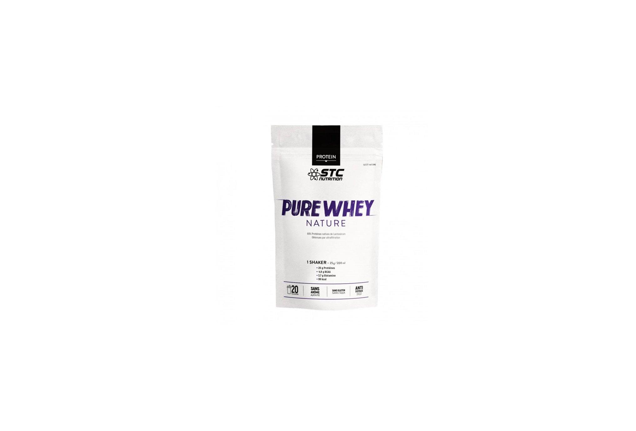 STC Nutrition Pure Whey Nature-500g Diététique Protéines / récupération