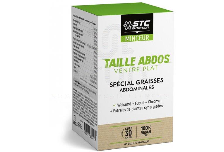 STC Nutrition Escultor de abdominales - vientre plano - 120 cápsulas