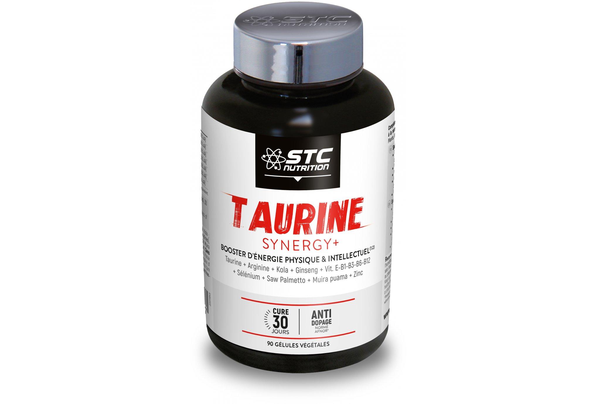 STC Nutrition Taurine Synergy + 90 cápsulas Diététique Compléments