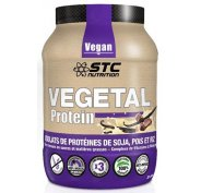 STC Nutrition Vegetal Protein 750g - Vanille