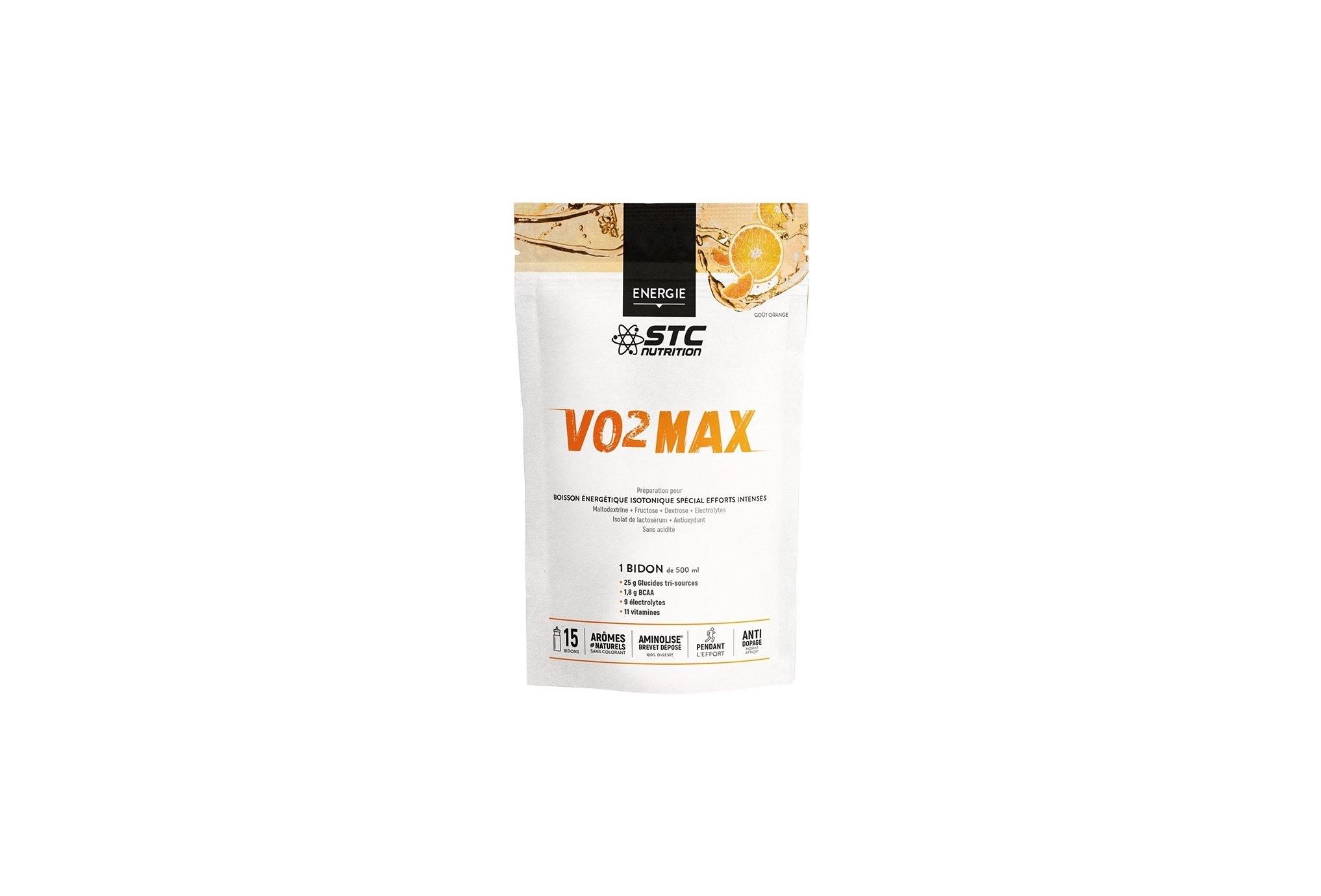 STC Nutrition VO2 Max Naranja 525g Diététique Préparation