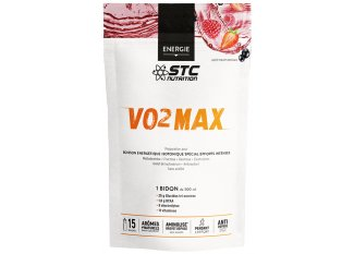 STC Nutrition VO2 Max Frutos Rojos 525g