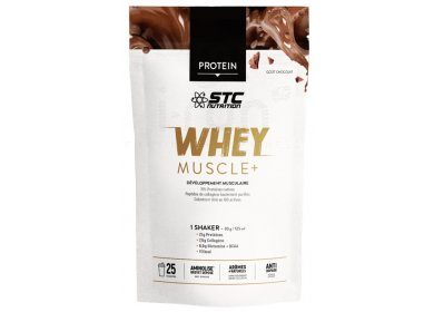 STC Nutrition Whey Muscle+ 750 g - Chocolat