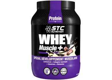 STC Nutrition Whey Muscle+ 750g - Vanille