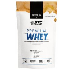 STC Nutrition Whey Pure Premium Protein caramel beurre salé 750 g