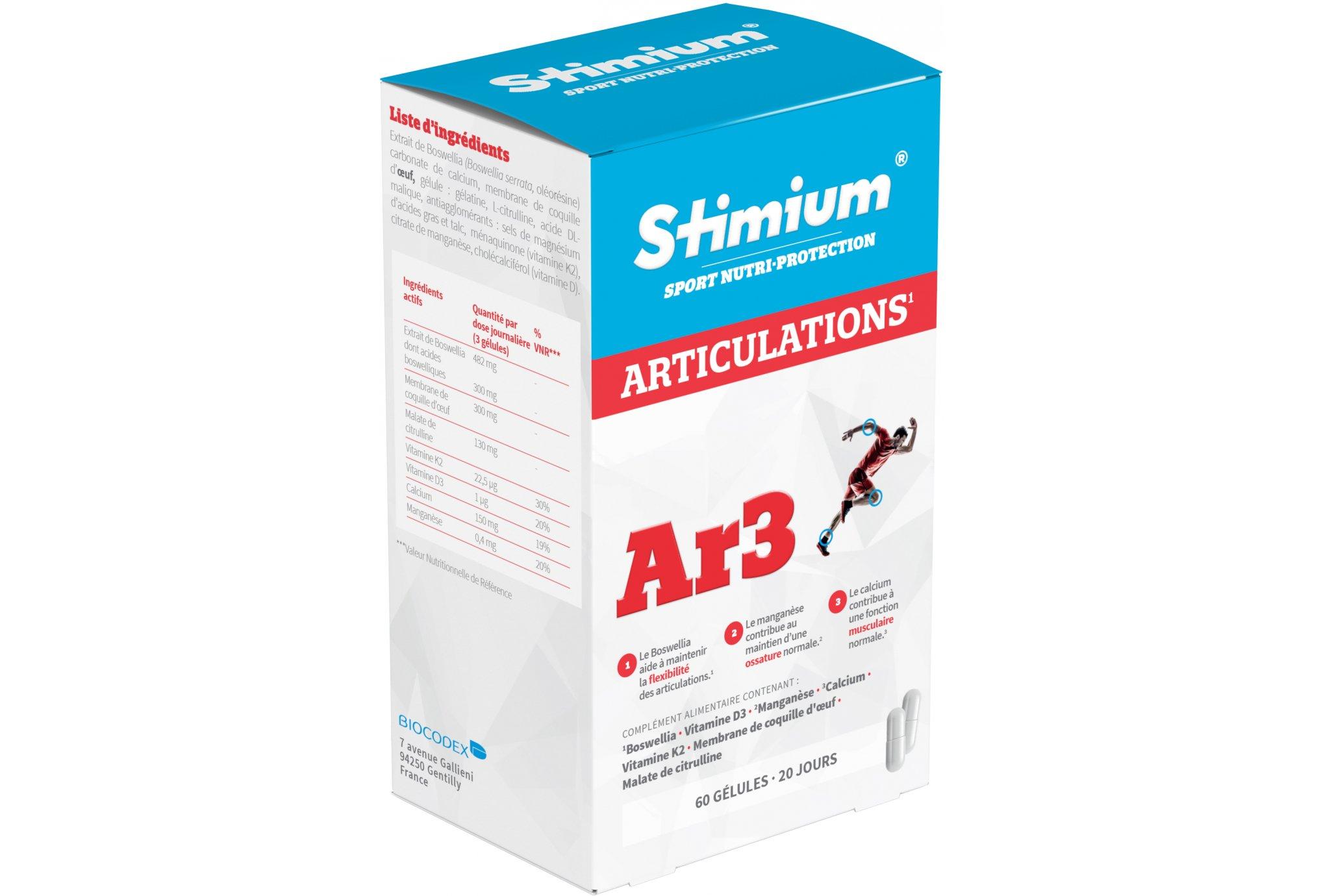 Stimium Articulations diététique compléments