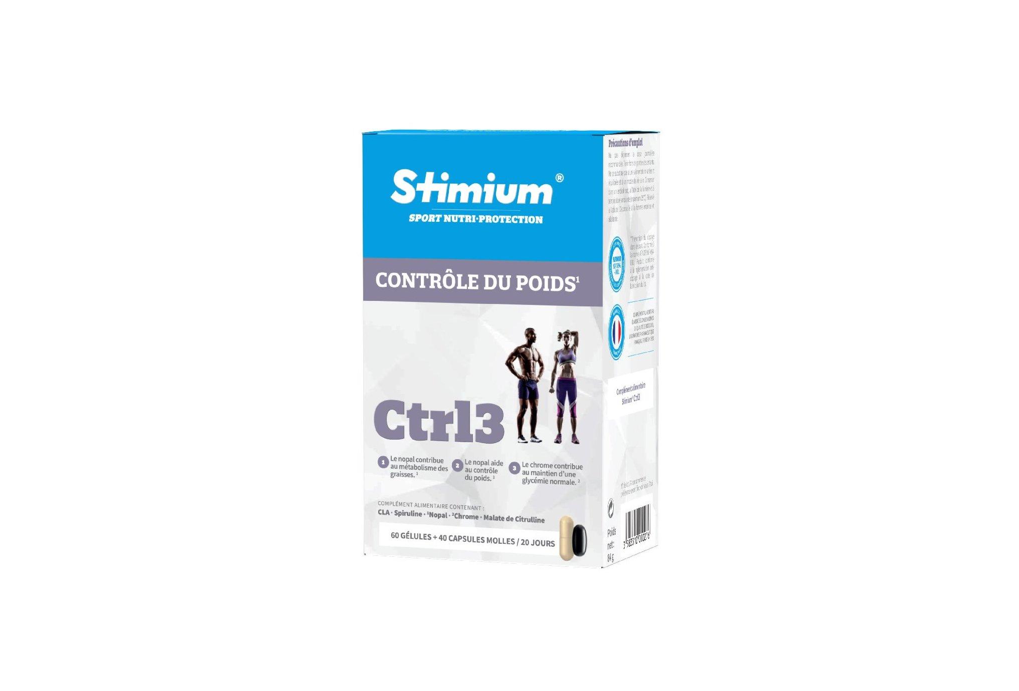 Stimium Ctrl3 - contrôle du poids Diététique Compléments