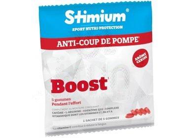 Stimium Pack 4 Sachet de 5 Gommes Boost - Cerise