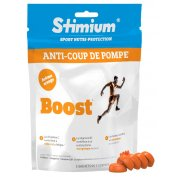 Stimium Pack 4 sachets Gommes Boost - Orange