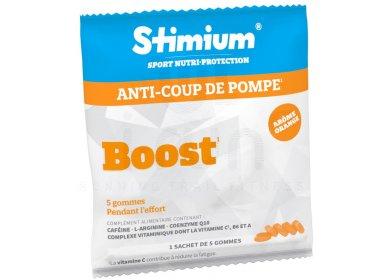 Stimium Pack 40 sachets Gommes Boost - Orange