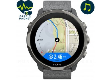 Suunto 7 Graphite Limited Edition