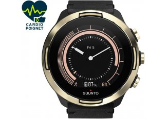 Suunto 9 Baro Gold Leather edición especial