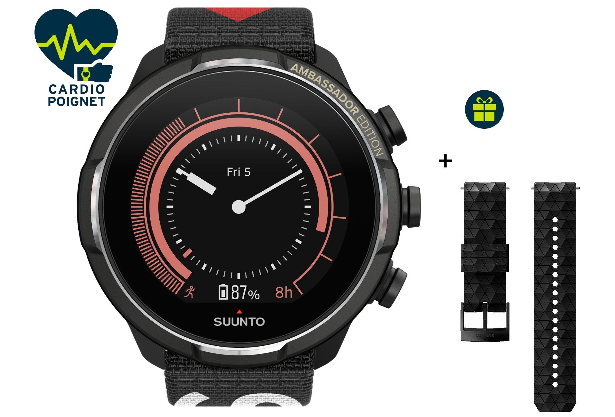 Suunto 9 Baro Titanium Ambassador Edition Cardio-Gps