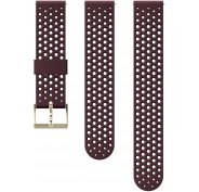 Suunto Bracelet Athletic 1 Burgundy Silicone - 20 mm