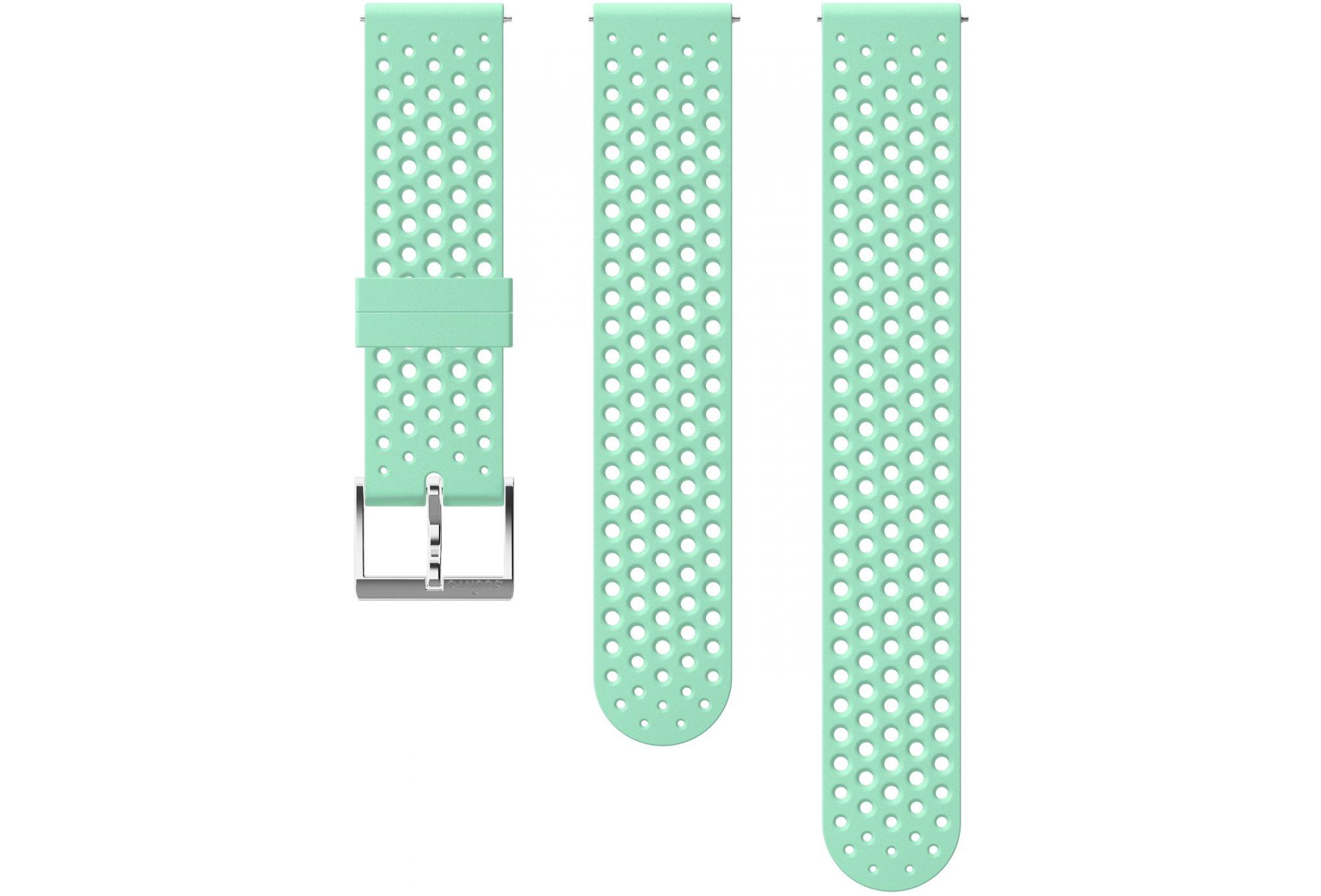 Suunto Bracelet Athletic 1 Silicone - 20 mm Accessoires montres/ Bracelets