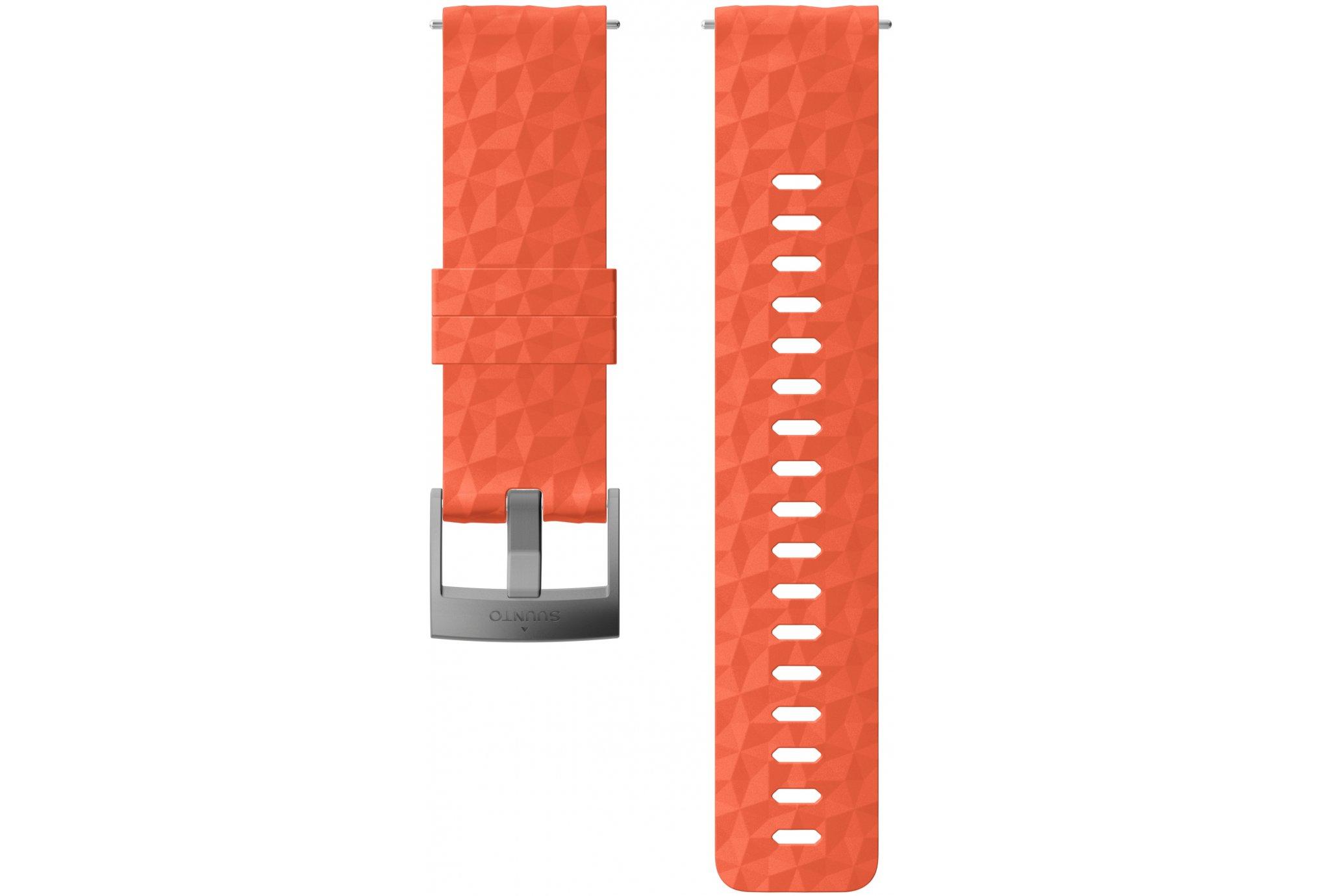 Suunto Bracelet Explore 1 Silicone - 24 mm Accessoires montres/ Bracelets