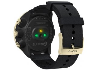 Suunto 9 Baro Gold Leather edición especial+Buff de regalo