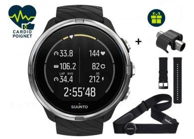 Suunto Pack 9 Black Triathlon