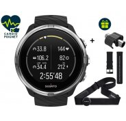 Suunto Pack 9 Black Triathlon
