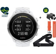 Suunto Pack 9 White Triathlon
