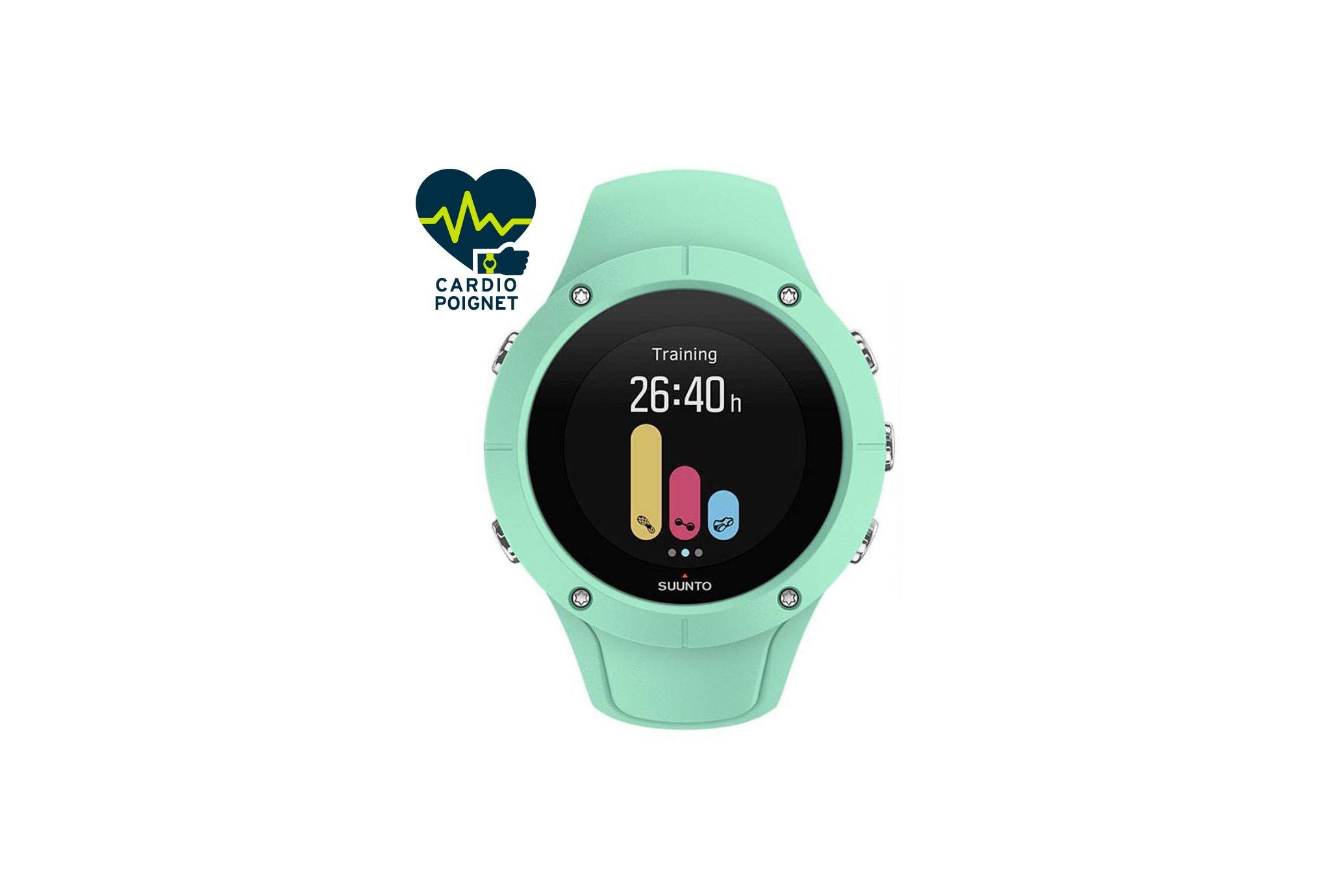 Suunto Reloj Spartan Trainer Wrist HR Cardio-Gps